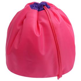 Чехол для мяча гимнастического утеплённый, цвет розовый Ош