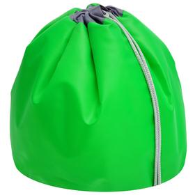 Чехол для мяча гимнастического утеплённый, цвет салатовый Ош
