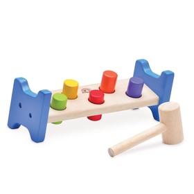 Деревянная игрушка «Колотушка»