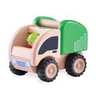 Деревянная игрушка Miniworld «Самосвал»