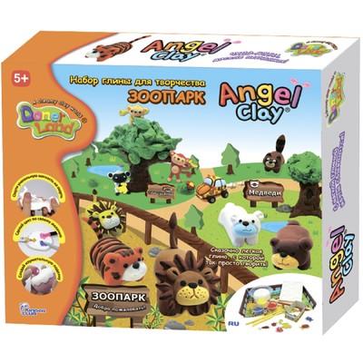 Масса для лепки Angel Clay «Зоопарк»