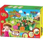 Масса для лепки Angel Clay Mini Farm Play set kit