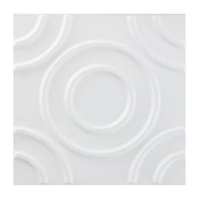 Интерьерная панель 3D бамбук Concentric 0,5х0,5 м Ош