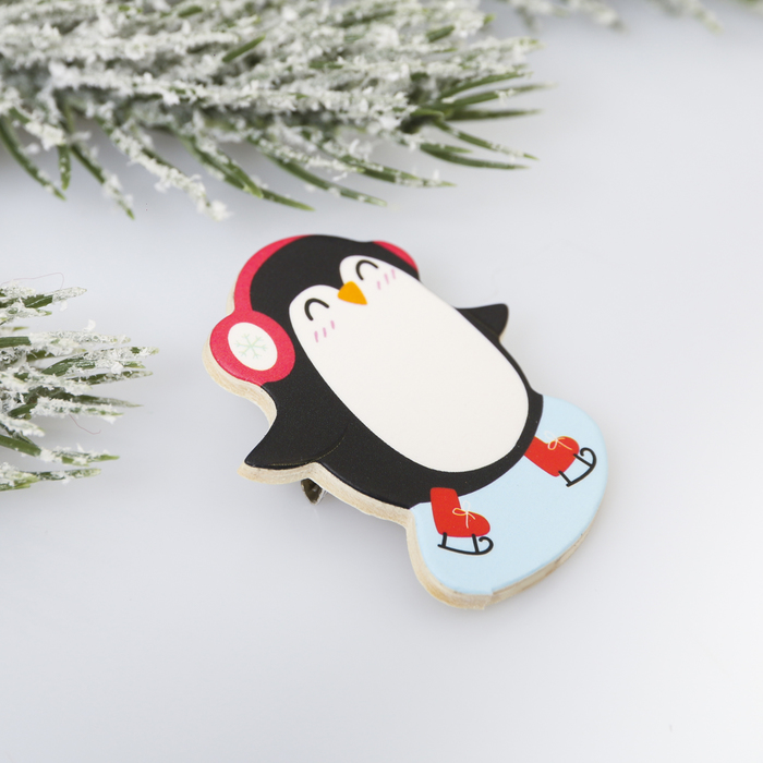 знала, открытка в виде пингвина будет полезен