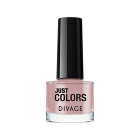 Лак для ногтей Divage Just Colors, тон № 35 Ош