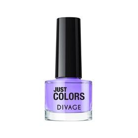 Лак для ногтей Divage Just Colors, тон № 43 Ош