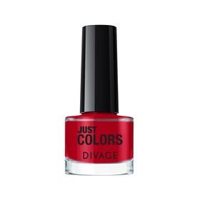 Лак для ногтей Divage Just Colors, тон № 48 Ош