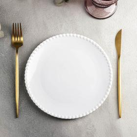 Тарелка десертная «Лакомка», 20 см