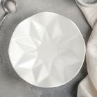 Салатник Magistro «Изобилие», d=15 см, цвет белый - Фото 2