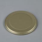 Крышка для консервирования «Полянка», d = 82 мм, толщина 0,2 мм, упаковка 50 шт