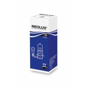 Лампа автомобильная NEOLUX N453 H3 55W 1шт