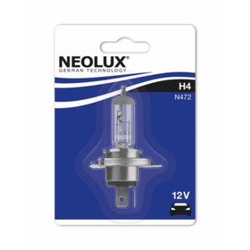 Лампа автомобильная NEOLUX N472-01B H4 60/55W 1 шт