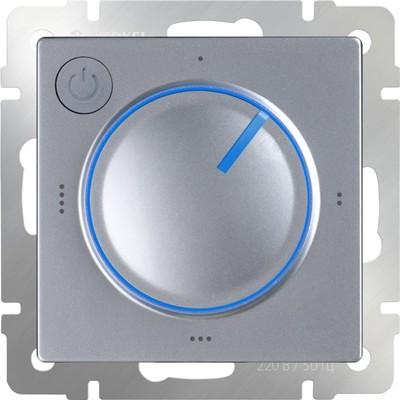 Терморегулятор электромеханический WL06-40-01, цвет серебро
