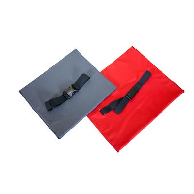 Сидушка «Век», в чехле большая 8 мм, цвет МИКС - Фото 1