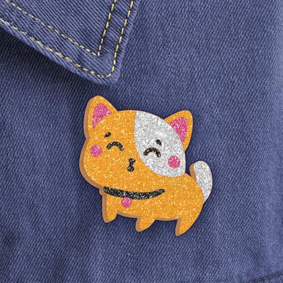 """Фреска, значок """"Самый милый котенок"""" - Фото 1"""