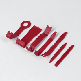 Набор инструмента по пластику TORSO, усиленный, 7 предметов Ош