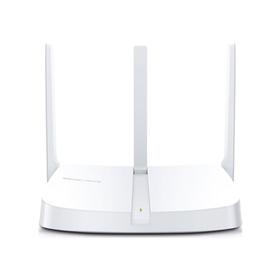 Wi-Fi роутер Mercusys MW305R v2, 300 Мбит/с, 3 порта 100 Мбит/с   3377425 Ош
