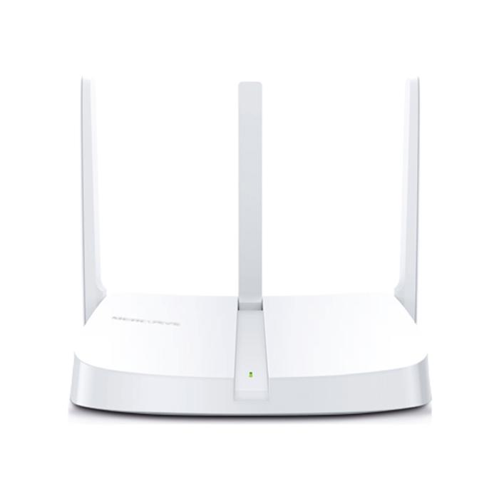 Wi-Fi роутер Mercusys MW305R v2, 300 Мбит/с, 3 порта 100 Мбит/с  3377425