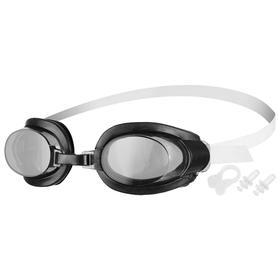 Очки для плавания, взрослые, цвета МИКС Ош