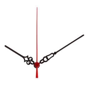 Комплект из 3-х стрелок для часов 'Вензель', 61/87/85 мм Ош