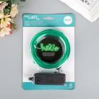 "Неоновая проволока WRMK ""Happy Jig"" Цвет Green Glow 2.5 m"