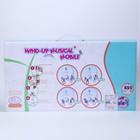 Мобиль музыкальный «Машинка. Мишки на кольце», заводной, наклейка МИКС - Фото 10