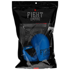 Перчатки для карате FIGHT EMPIRE, размер L, цвет синий - Фото 2