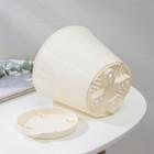 Кашпо с прикорневым поливом Easy Grow, 2 л, цвет молочный - Фото 4