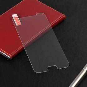 Защитное стекло LuazON, для Samsung Galaxy S7, 0.26 мм, 9Н,
