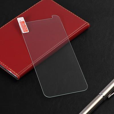 Защитное стекло LuazON для Samsung Galaxy J6, 0.26 мм, 9Н,