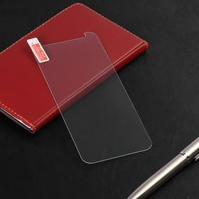 Защитное стекло LuazON для Samsung Galaxy A8, 0.26 мм, 9Н,