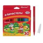 Фломастеры 30 цветов, «Гамма» «Мультики», в картонной коробке - Фото 1