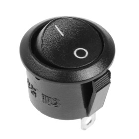 Кнопка - выключатель, без подсветки Ош