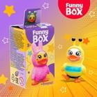 Набор для детей Funny Box «Уточки» Набор: радуга, инструкция, наклейки, МИКС