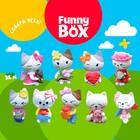 Набор для детей Funny Box «Котик» Набор: радуга, инструкция, наклейки, МИКС - Фото 2