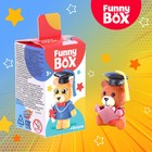 Набор для детей Funny Box «Мишки» Набор: радуга, инструкция, наклейки, МИКС