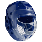 Шлем для рукопашного боя FIGHT EMPIRE, размер L, цвет синий