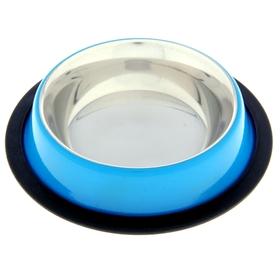 Миска нескользящая цветная, VM-2507 (A)  200 мл, цвета микс Ош