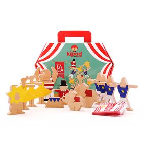 Деревянный набор-балансир «Цирковое шоу»
