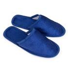 Тапочки детские TAP MODA арт. 03, синий, размер 30/31