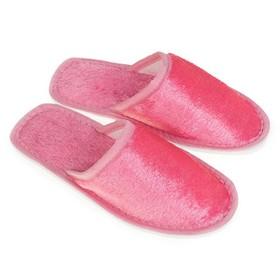 Тапочки детские TAP MODA арт. 03, розовый, размер 32/33 Ош