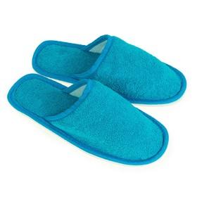 Тапочки детские TAP MODA арт. 39, голубой, размер 34 Ош