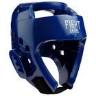 Шлем боксёрский тренировочный FIGHT EMPIRE, размер S, цвет синий