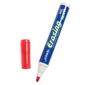 Маркер для магнитно-маркерной доски круг 2,8мм красный Ош