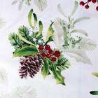 Скатерть Доляна «Шишкин лес» 145×300 см, 100% п/э - Фото 2