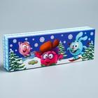 Подарочная коробка «С Новым Годом!», Смешарики, 27,2 х 9,4 х 4,8 см - Фото 6