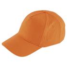 Каскетка Сибртех 89186, размер 52-62, цвет оранжевый