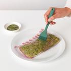 Кисть кондитерская Brabantia Tasty+, цвет зелёный, 17.4 см - Фото 3