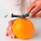 Нож для чистки овощей и цедры Y-образный Brabantia Tasty+ - Фото 2