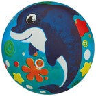Мяч детский «Дельфинчик», d=22 см, 60 г